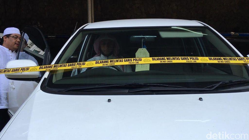 Polisi Kembalikan Mobil Hasil Curian Komplotan ke Syeikh Ali Jabber