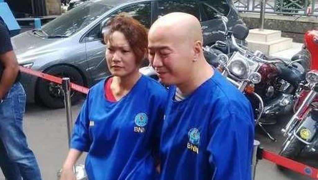 BNN Koordinasi dengan Polisi China untuk Cari Harta Bos Ekstasi Pony Tjandra