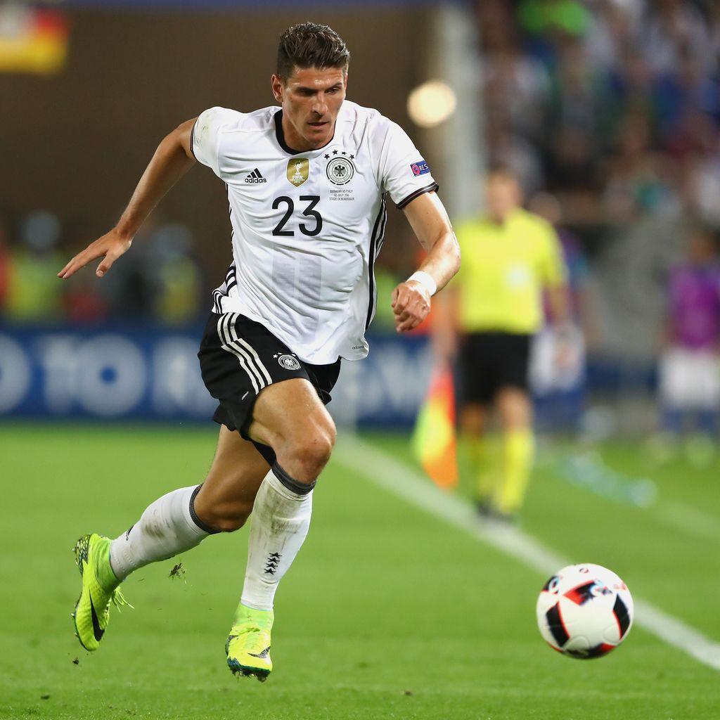 Wolfsburg Bukan Pilihan Pertama Gomez