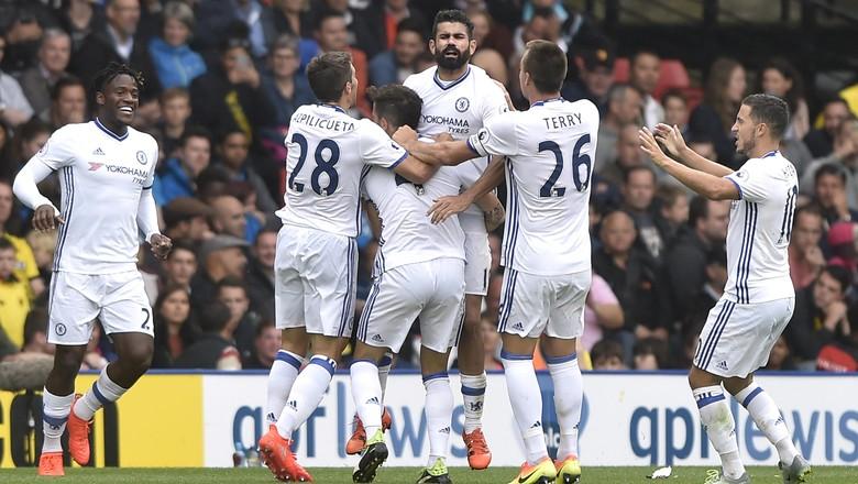 """""""Bandar Bola - Comeback Chelsea Kalahkan Watford Dengan Skor 2-1"""""""