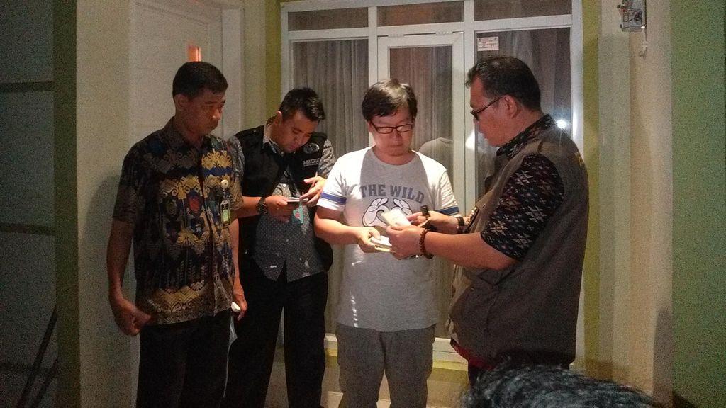 Lima WNA Terjaring Operasi Yustisi Gabungan Pemkot Bandung