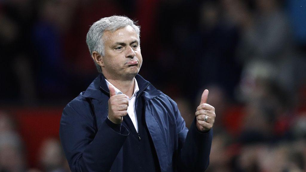 Mourinho: Semua Pemain Dapat Kesempatan Tampil Bulan Depan
