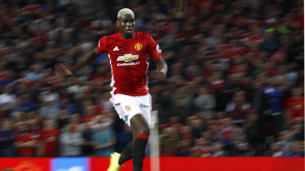 Buffon: Pogba Akan Sukses di Inggris