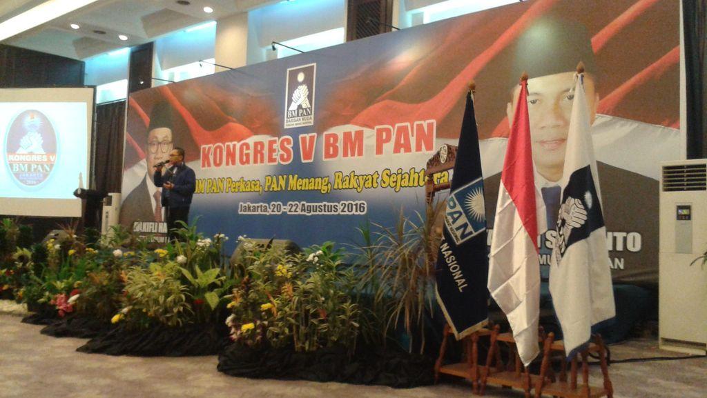 Kongres BM PAN Dibuka Hari ini, Dihadiri Amien Rais dan Zulkifli Hasan
