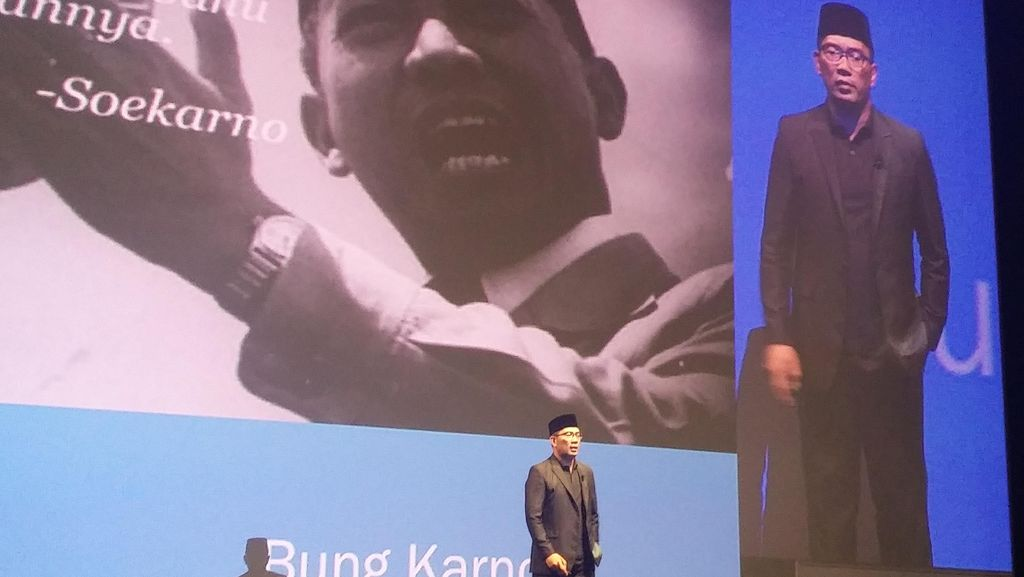 Pesan Kang Emil: Pemimpin Harus Visioner, Bawa Perubahan Positif di Daerahnya