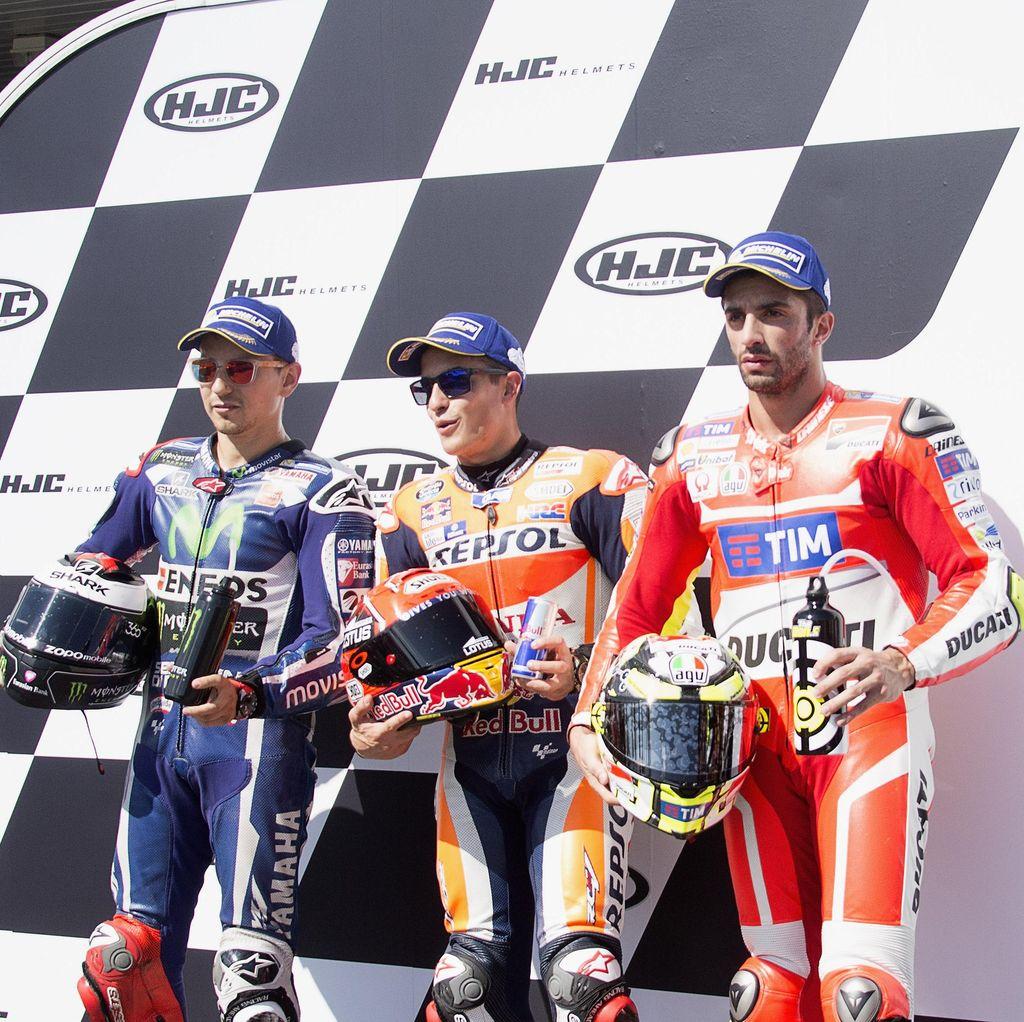 Statistik Para Rider Setelah Kualifikasi di Brno
