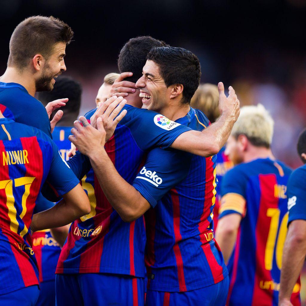 Tentang Kemenangan Telak Barca di Jornada 1 La Liga
