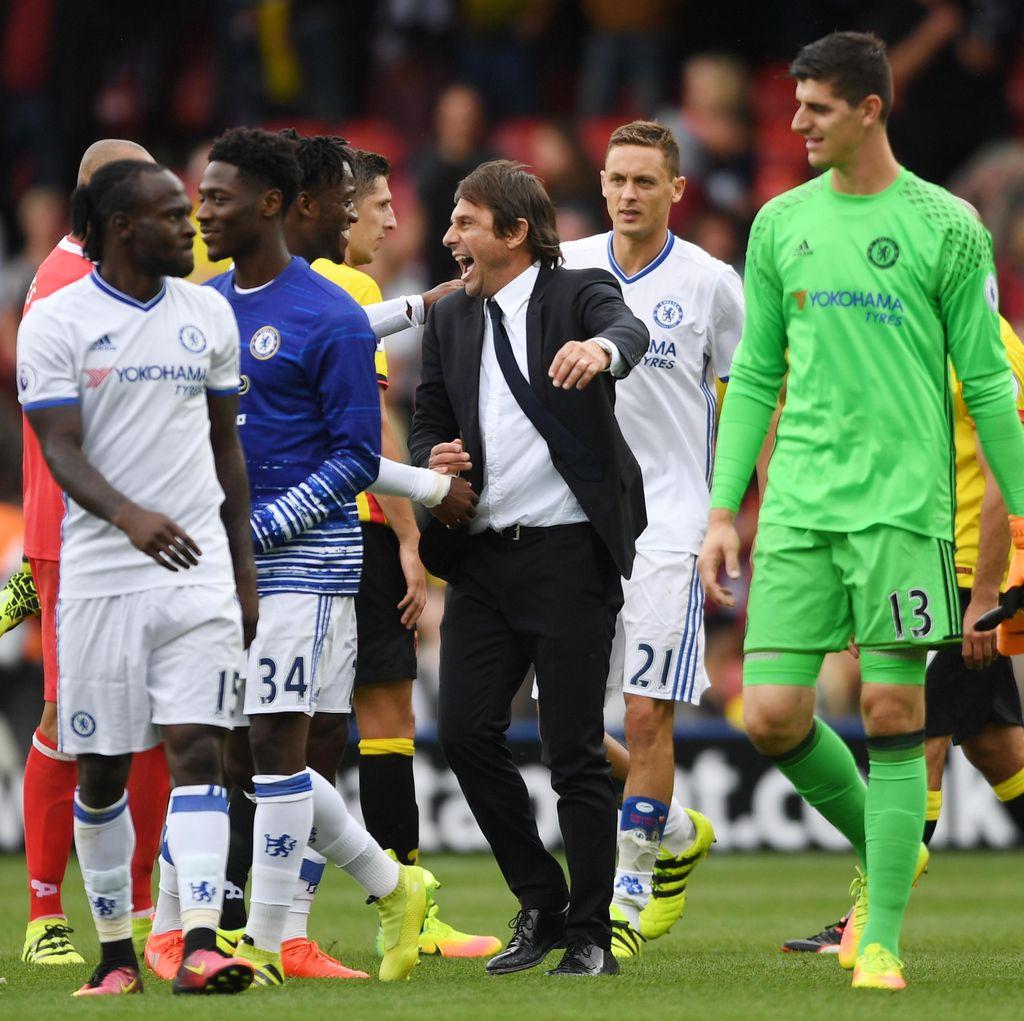 Optimisme Conte terhadap Skuat Chelsea Saat Ini