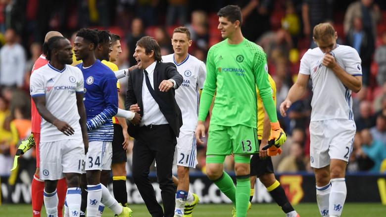 """""""Bandar Bola - Conte Optimis Dengan Skuad Chelsea Saat Ini"""""""