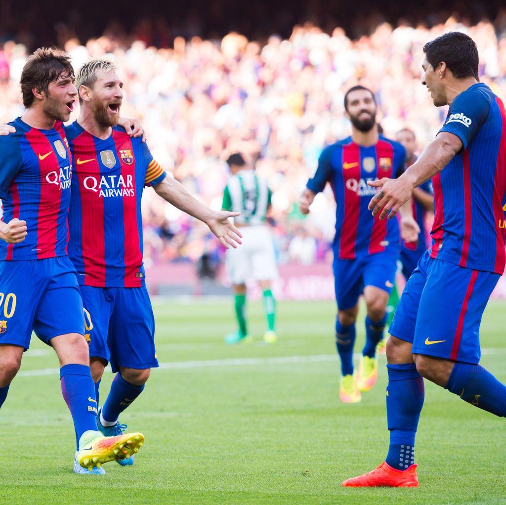 Kesempatan Barca dan Madrid Tancap Gas Lagi