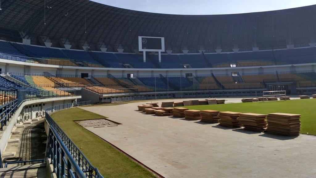 PB PON Izinkan Persib vs Arema Digelar di Stadion GBLA, asal...