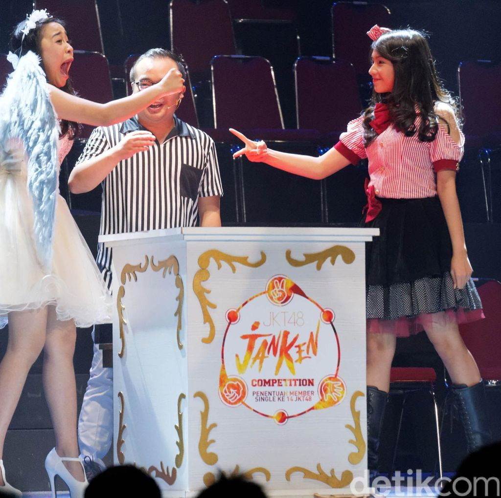 JKT48 Gelar Turnamen Janken untuk Pertama Kali