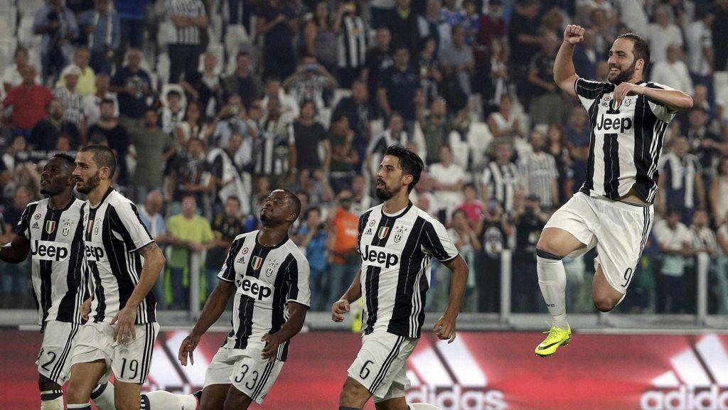 Posisi Juara Grup Jadi Incaran Juventus