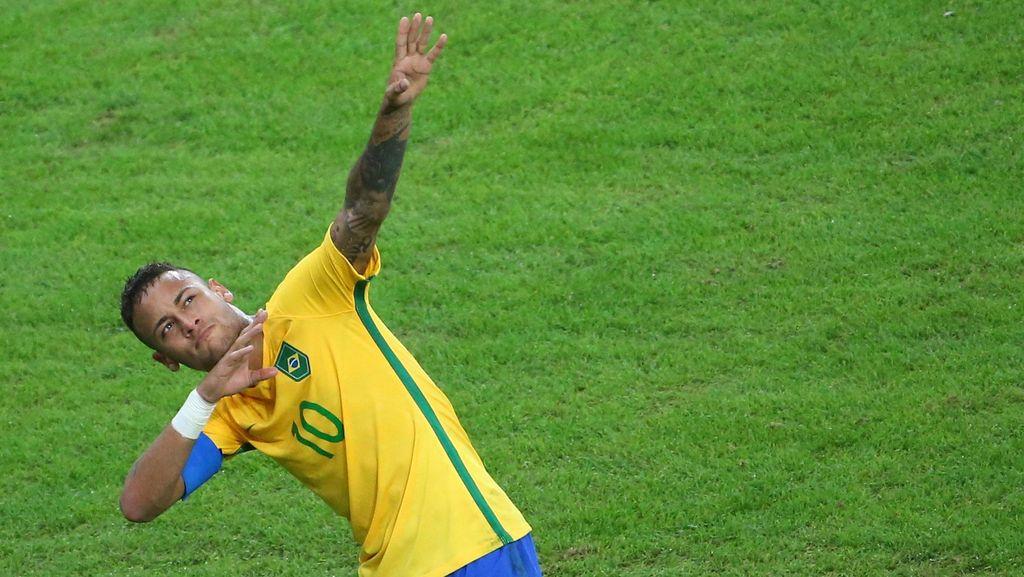 Pique Dukung Keputusan Enrique Beri Neymar Libur Ekstra