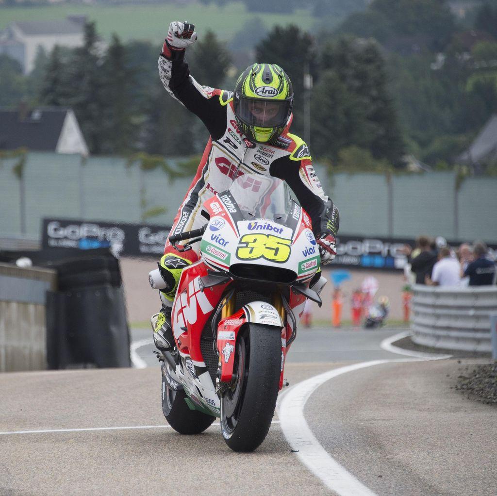 Hari Luar Biasa Buat Pebalap-pebalap Inggris di MotoGP Republik Ceko