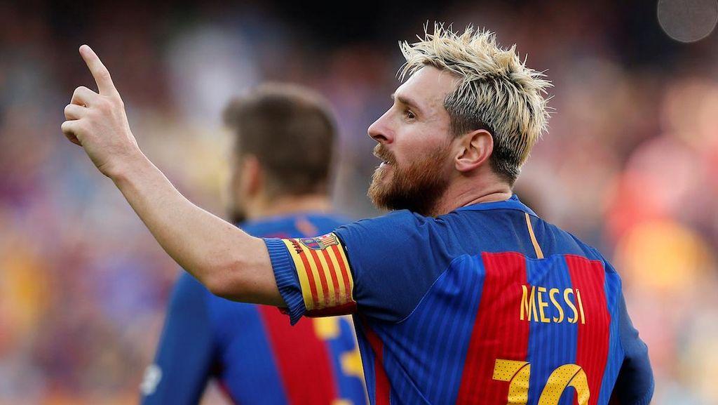 Andre Gomes Lega Sudah Setim dengan Messi