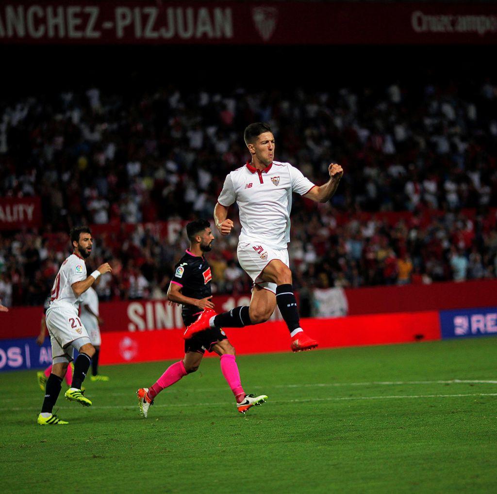 Hujan Gol di Ramon Sanchez Pizjuan, Sevilla Kalahkan Espanyol 6-4