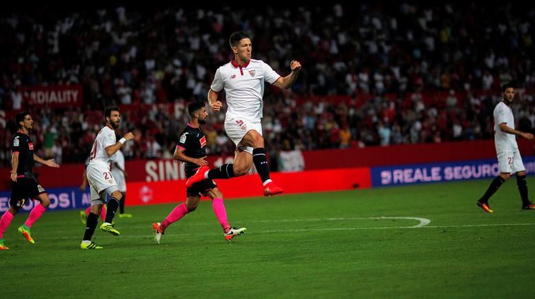 Sevilla Taklukan Espanyol Dengan Skor 6-4
