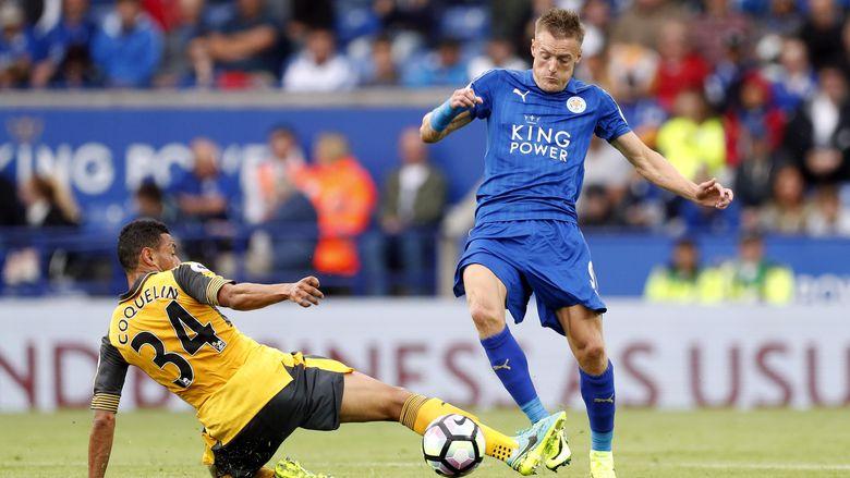 Vardy Belum Unjuk Gigi Lagi, Leicester Masih Tanpa Kemenangan atas Arsenal