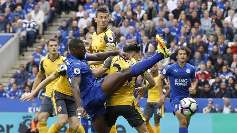 Vieira Mengungkapkan Kekurangan Arsenal