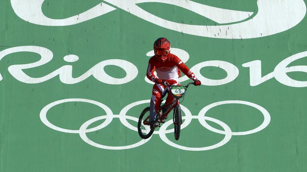 PB ISSI Berencana Bangun Sirkuit BMX di Jakarta