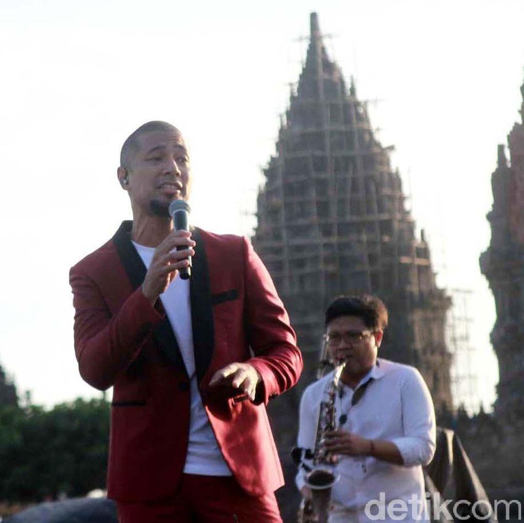 Musisi Dalam dan Luar Negeri Meriahkan Prambanan Jazz 2016