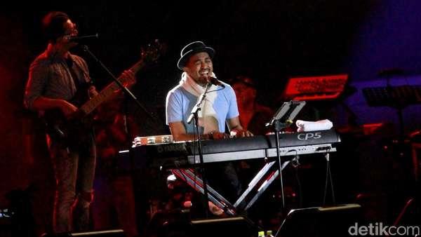 Musisi Dalam dan Luar Negeri Meriahkan Prambanan Jazz 2016 (2)