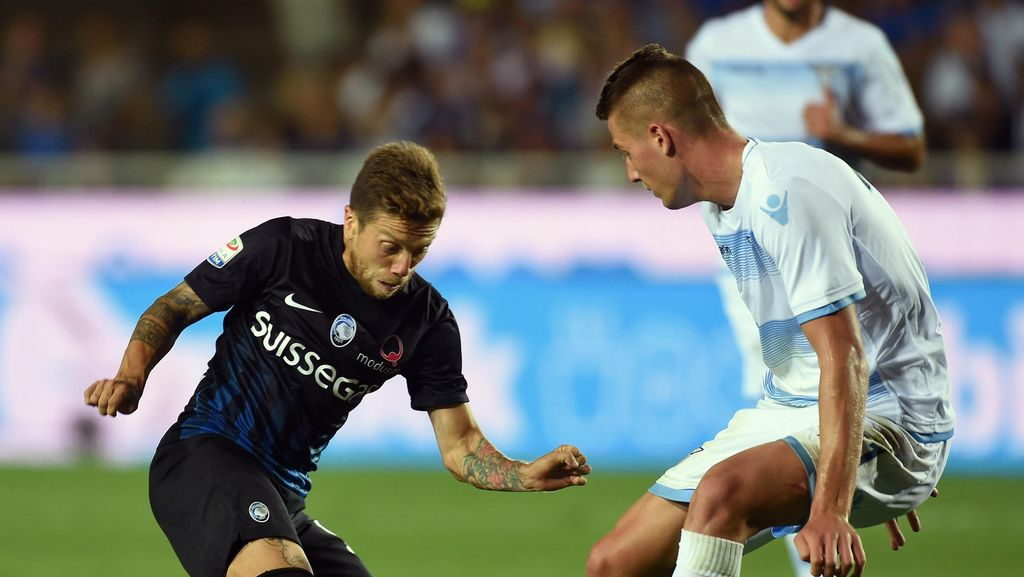 Hujan Gol di Azzurri dItalia, Lazio Kalahkan Atalanta 4-3