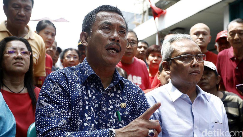 Ketua DPRD DKI Mengaku Temukan Adanya Calo Kamar di RSUD Jakarta
