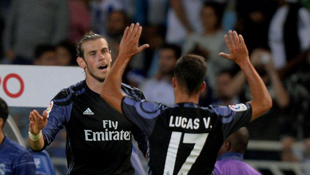 Penampilan Impresif Bale yang Berbuah Pujian Zidane