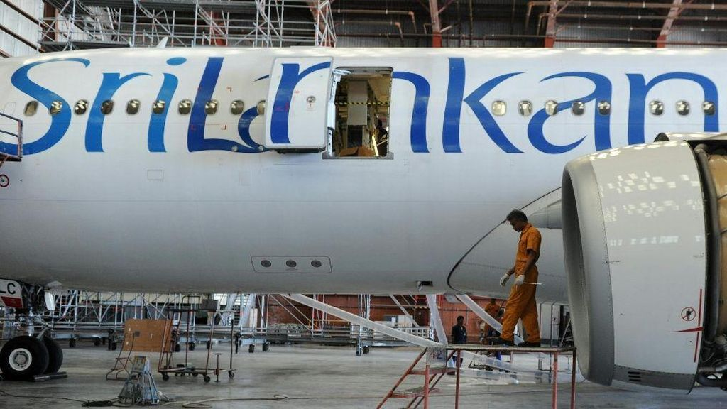 Parah! Pilot SriLankan Airlines Kedapatan Mabuk Saat Akan Terbang