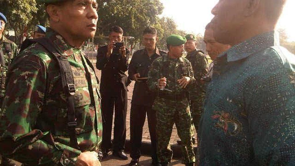 Dua Prajurit Kodam V Brawijaya Dipecat