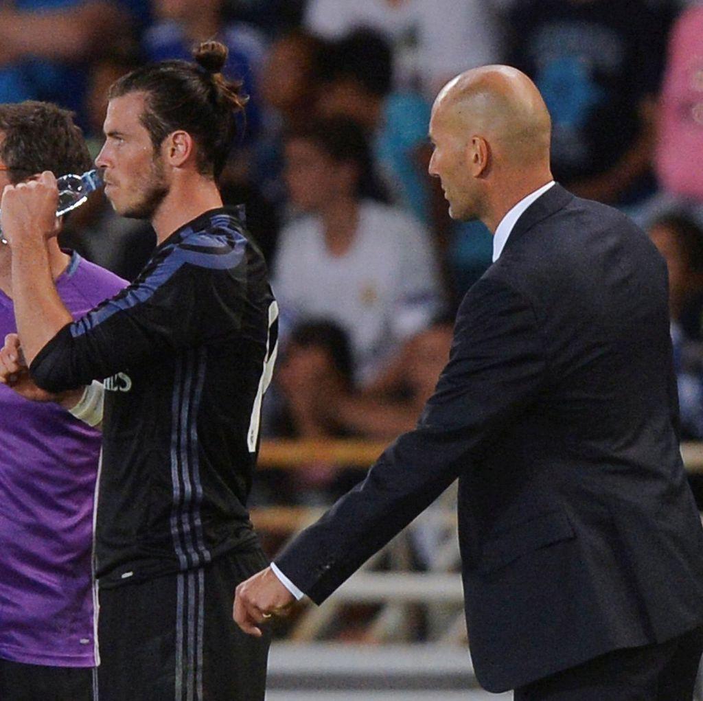 Kala Zidane Dibikin Pusing Pemain Madrid