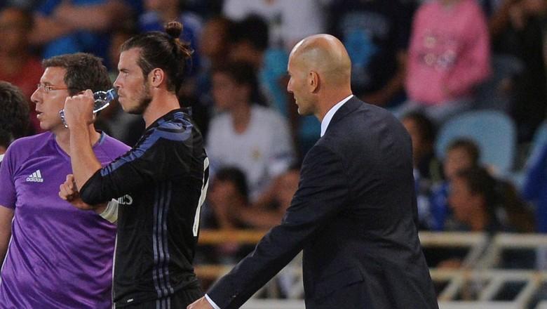 Zidane Di Buat Pusing Dengan Para Pemain Bintangnya