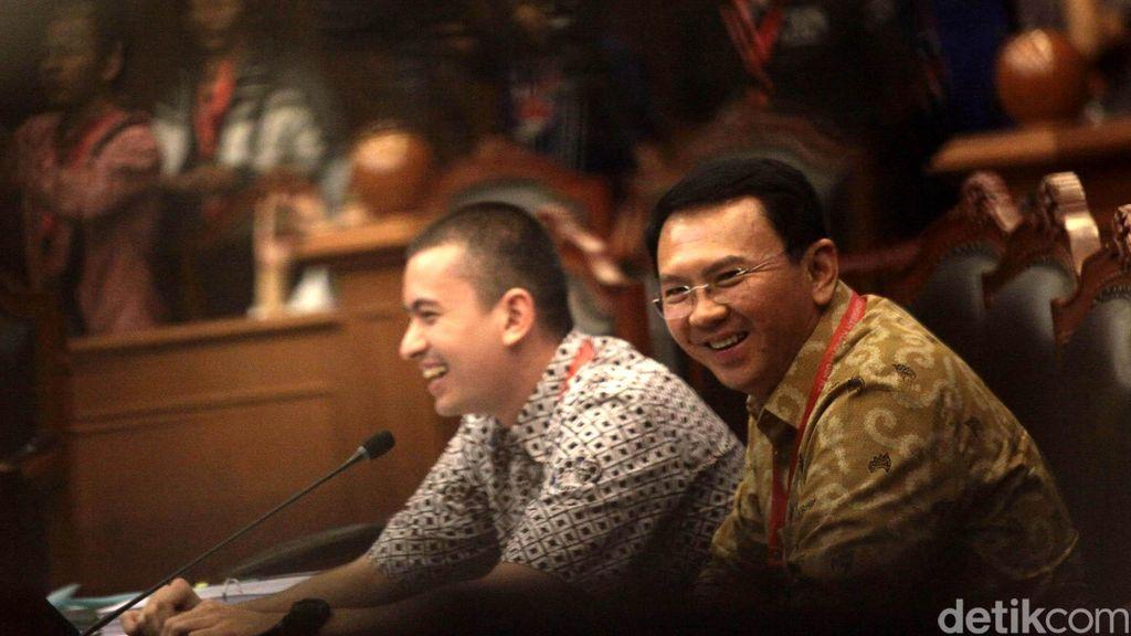 Perbaiki Legal Standing Gugatan, Ahok: Saya Warga yang sedang Jabat Gubernur