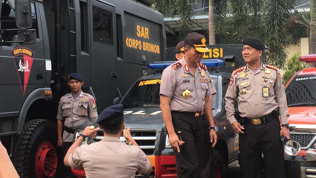 Kapolda Metro: Titik Rawan Banjir di Jakarta Mengalami Pergeseran