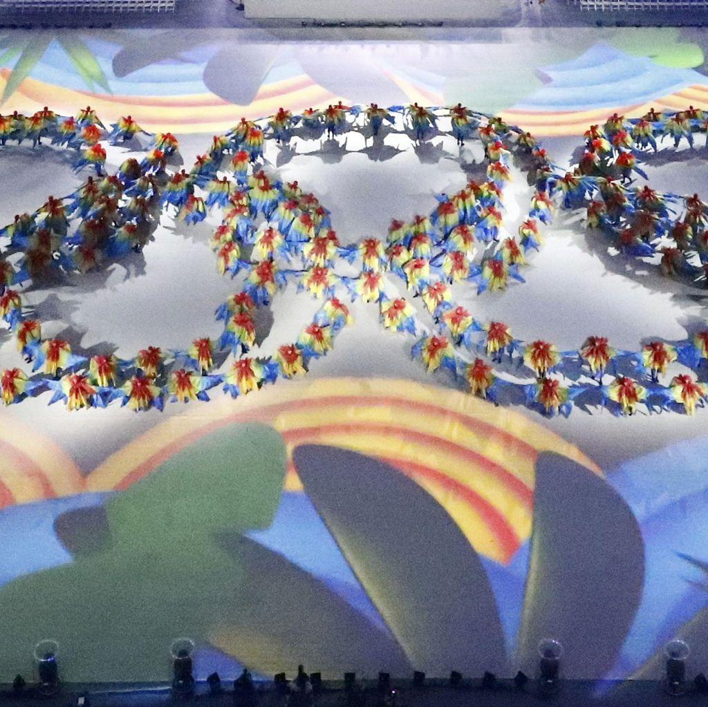 Angka-Angka Menarik dari 16 Hari Olimpiade Rio