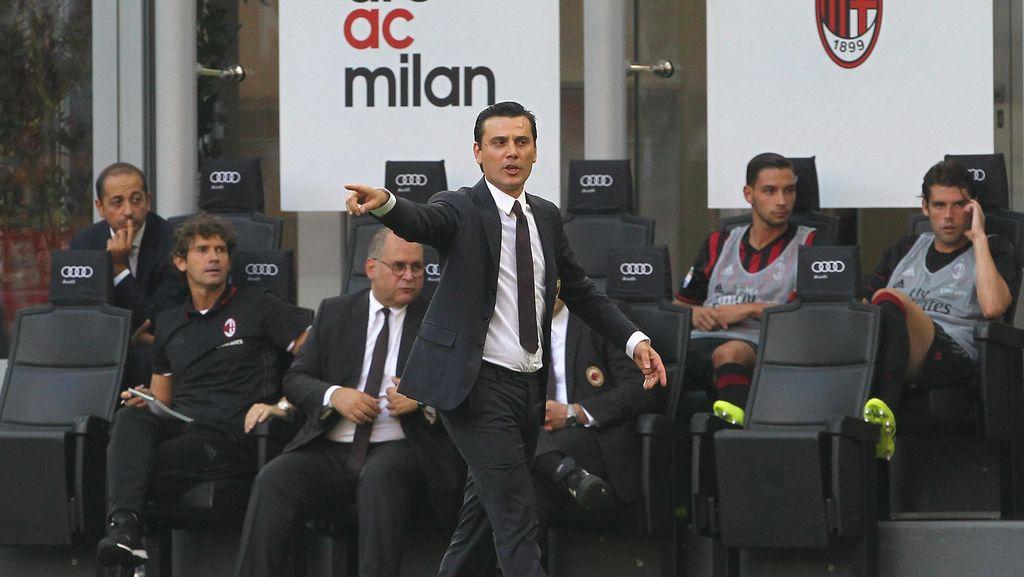 Montella: Milan Menang, Itulah Keadilan