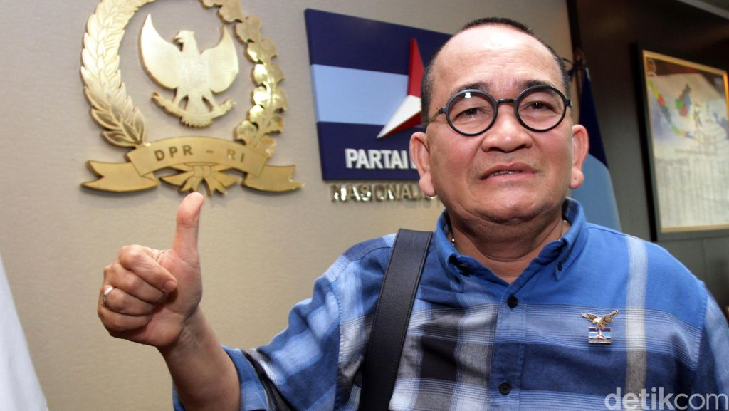 PD Tegaskan Penonaktifan Ruhut Sitompul Tak Terkait Kasus Putu Sudiartana