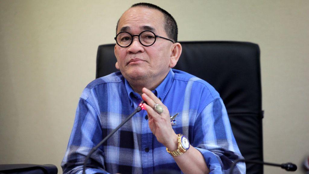 Ketum PD SBY Titip Pesan Lewat Ruhut, Ini Isi Lengkapnya