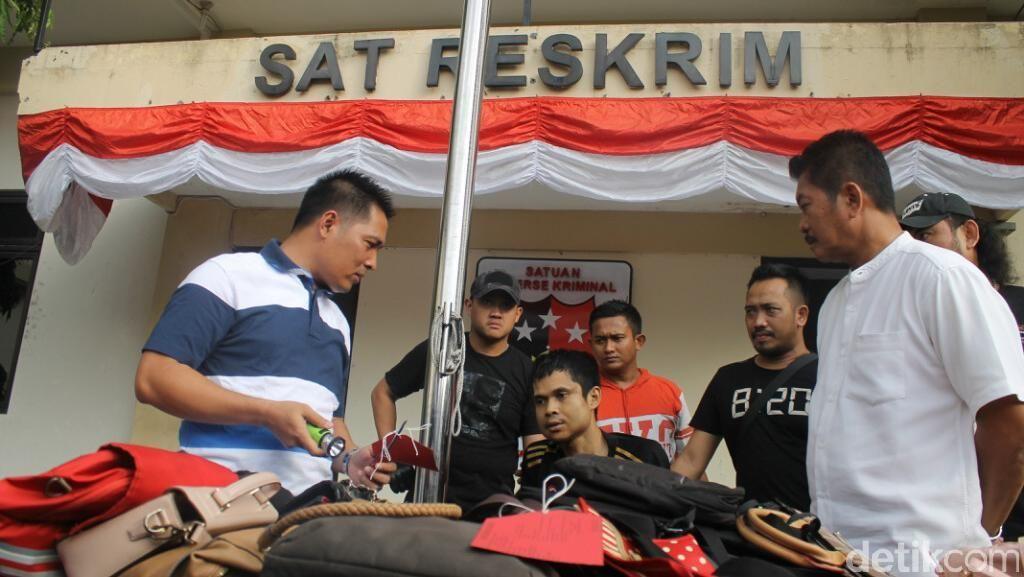 Trik Pencuri di Semarang Agar Tak Ketahuan: Pura-pura Selfie dengan Tongsis