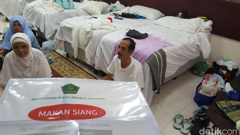 Respons Jemaah Sektor 6 Soal Konsumsi: Rasanya Selera Indonesia