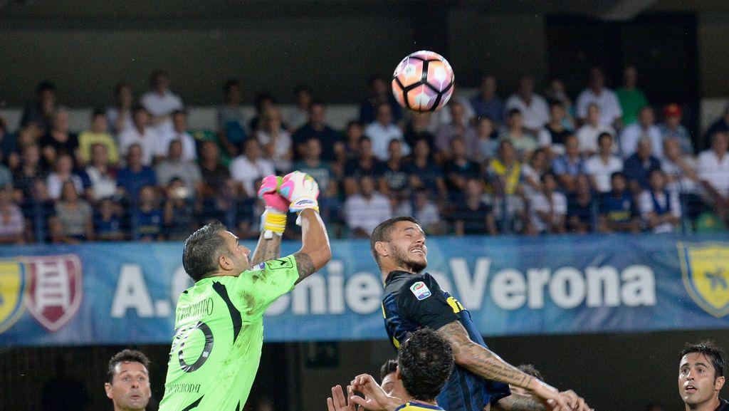 Inter Awali Musim dengan Kekalahan dari Chievo