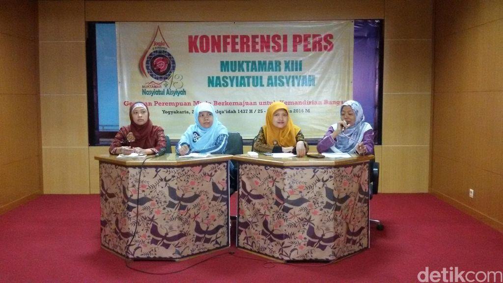 Nasyiatul Aisyiyah Akan Gelar Muktamar ke-XIII di Yogyakarta