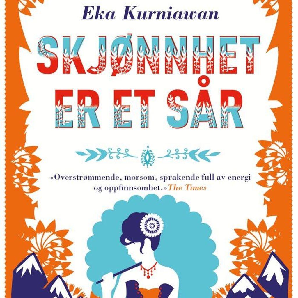 Cantik Itu Luka Diterjemahkan ke Bahasa Jerman, Polandia, dan Norwegia