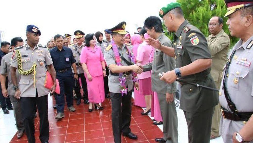 Kapolri Jenderal Tito Karnavian Resmikan Polda Sulawesi Barat