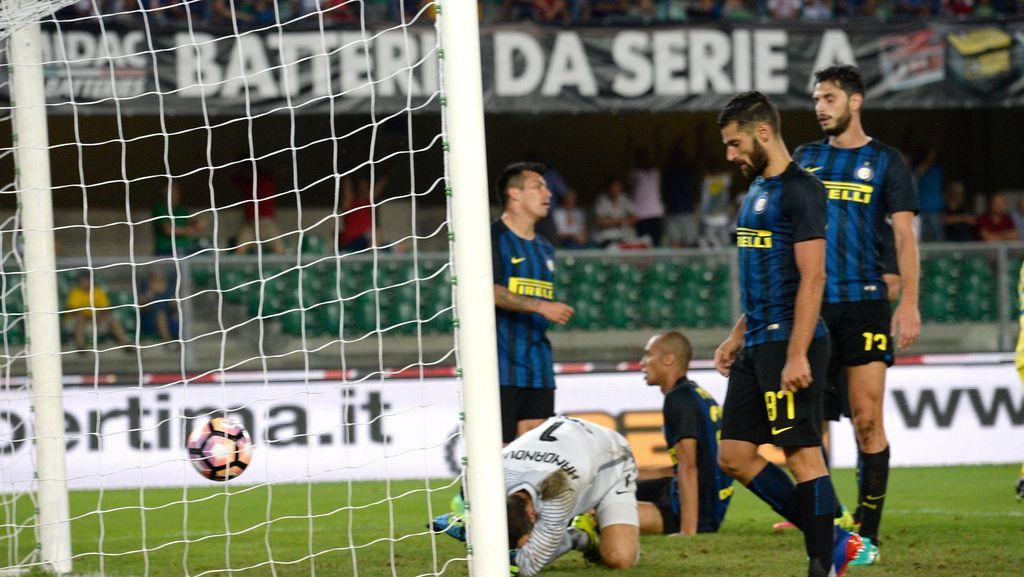 Zanetti: Tak Ada Alasan, Inter Harus Langsung Bangkit
