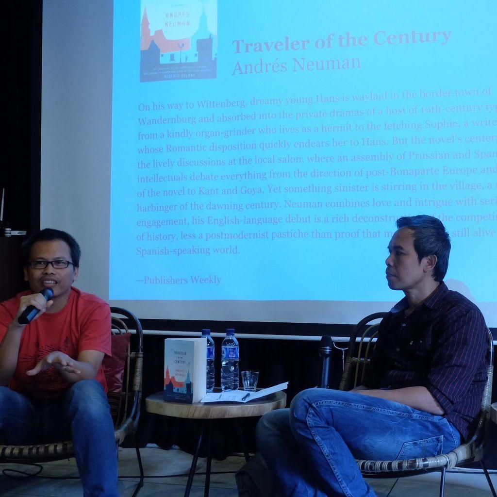 Lima Novel Dunia Favorit Eka Kurniawan