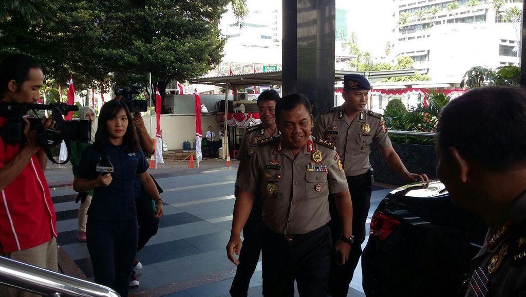 Irwasum Komjen Dwi Priyatno Sambangi KPK, Bahas Penilaian Integritas