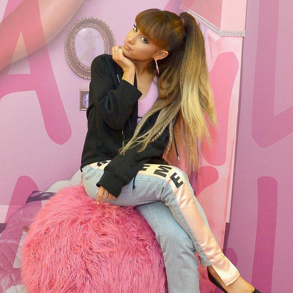 Kepergok Mesra, Ariana Grande dan Mac Miller Belum Pacaran